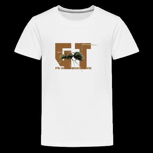 JLGT Ant - T-shirt Premium Ado