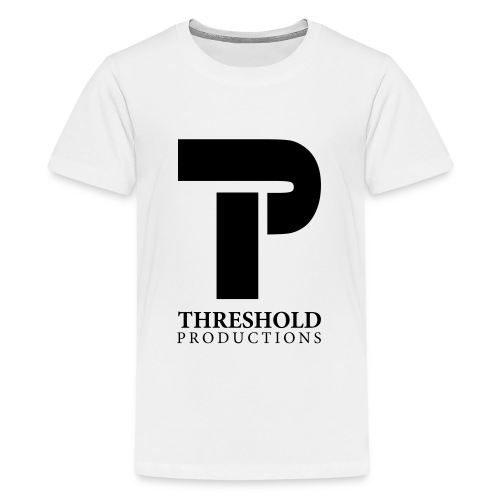 Threshold Productions ECO - Premium-T-shirt tonåring