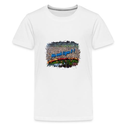 Nie meh Ligue 2 ! - T-shirt Premium Ado