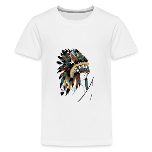 indian boy - T-shirt Premium Ado