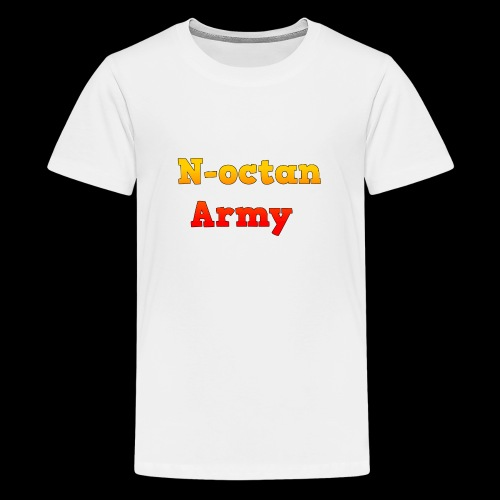 N-octan Merch - Teenager Premium T-Shirt