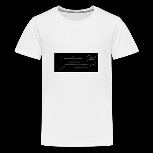 Braking - Teenager Premium T-Shirt