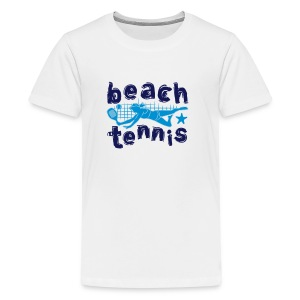 BEACH GIRL - T-shirt Premium Ado