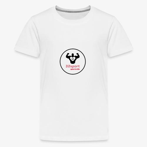 32 Sport - T-shirt Premium Ado