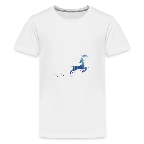 NAVIDAD - Camiseta premium adolescente