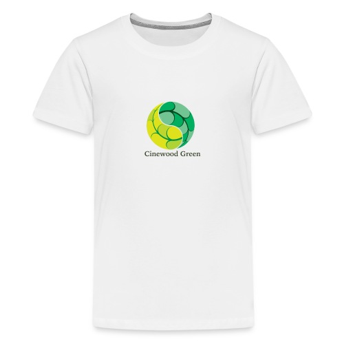 Cinewood Green - Teenage Premium T-Shirt