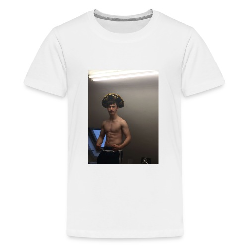 El Padre - Teenage Premium T-Shirt