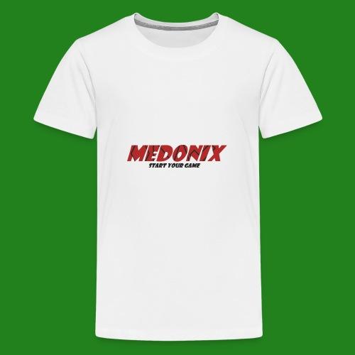 Medonix Merchendise - Teenage Premium T-Shirt