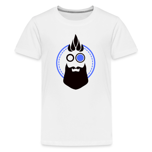 Parrattomat Paapat Logo - Teinien premium t-paita