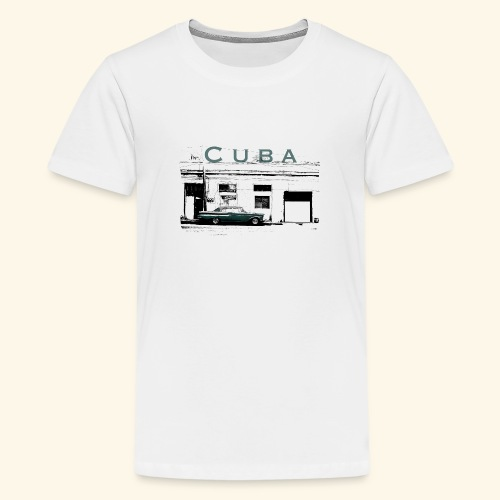 streetsofcuba - Teenager Premium T-Shirt