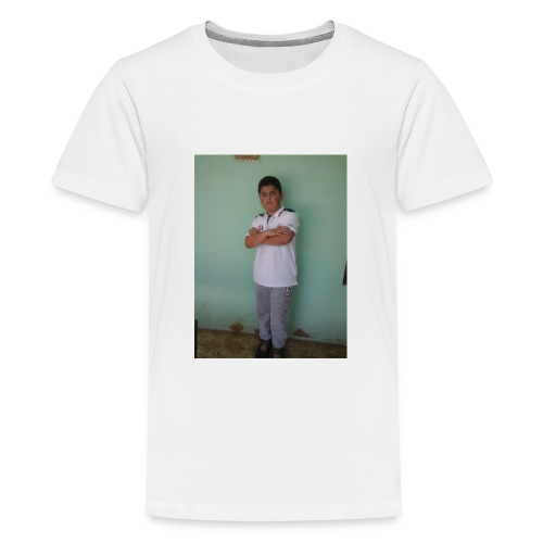 Ibrahim - Teenage Premium T-Shirt