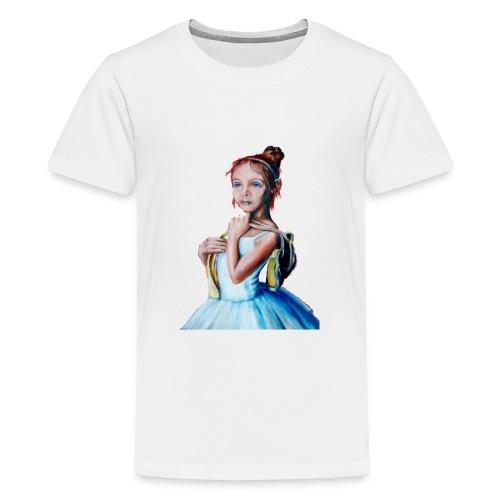 Little Dancer - Teenage Premium T-Shirt