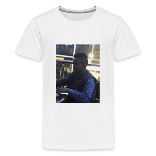 Yafet Takele - Premium T-skjorte for tenåringer