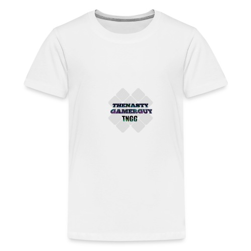 THENASTYGAMERGUY - Teenage Premium T-Shirt