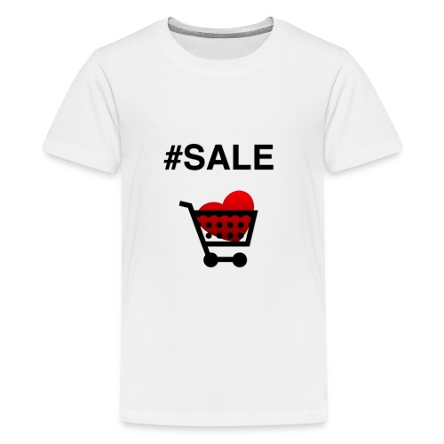 Sale - Teenager Premium T-Shirt