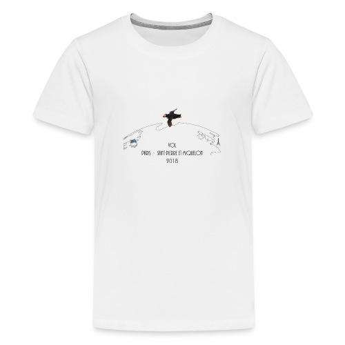 14- Vol Paris - SPM - T-shirt Premium Ado