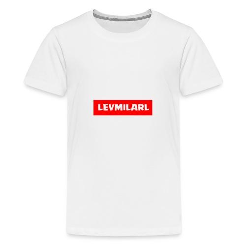 design 1 - Teenager Premium T-Shirt