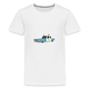 Calling all units - Teenage Premium T-Shirt