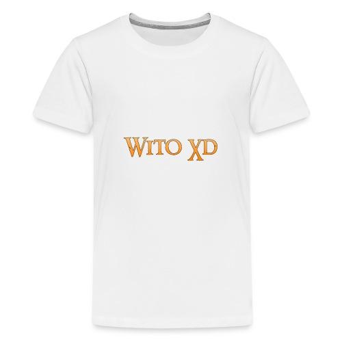 cooltext280618202502249 - Koszulka młodzieżowa Premium