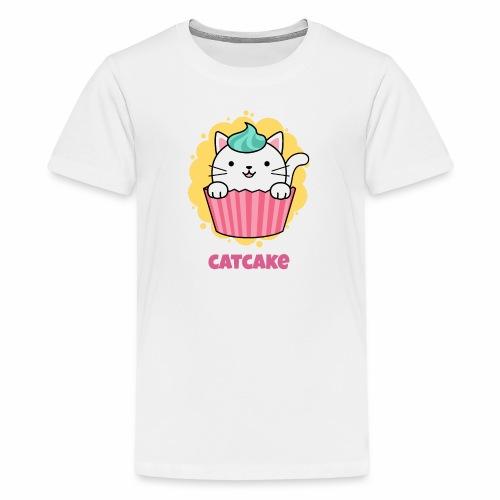 gato - Camiseta premium adolescente
