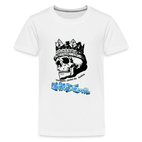 OnRideMTB Logo - Teenager Premium T-Shirt