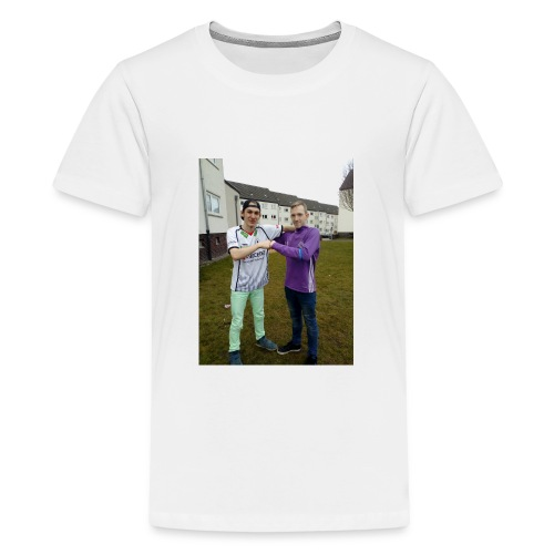 Dominik. Justin. Coll - Teenager Premium T-Shirt