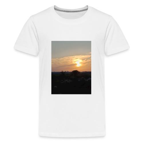 IMG20180328183549 - Teenage Premium T-Shirt