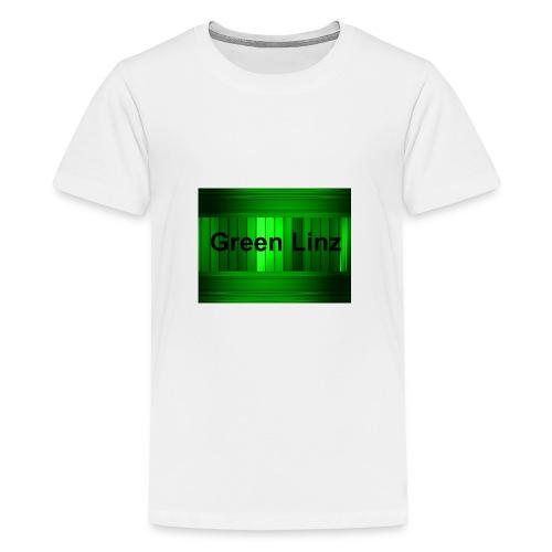 Green Linz Mode - Teenager Premium T-Shirt