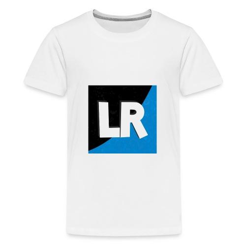 LethalRobotHD Logo - Teenage Premium T-Shirt