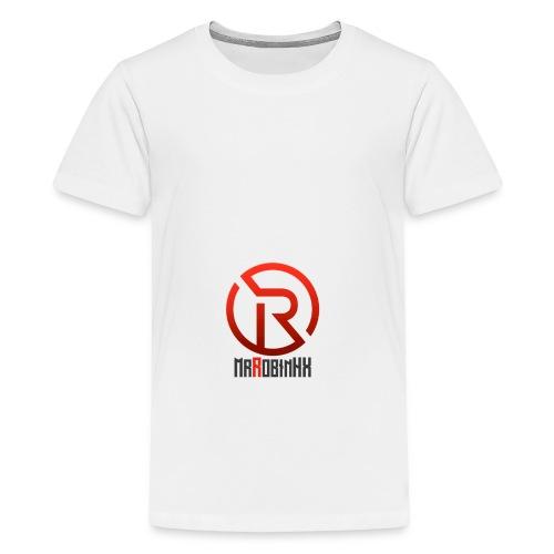 MrRobinhx - Premium T-skjorte for tenåringer