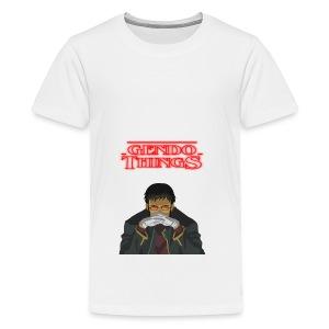 Gendo things - Camiseta premium adolescente