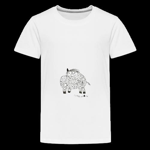schweinhorn shop - Teenager Premium T-Shirt