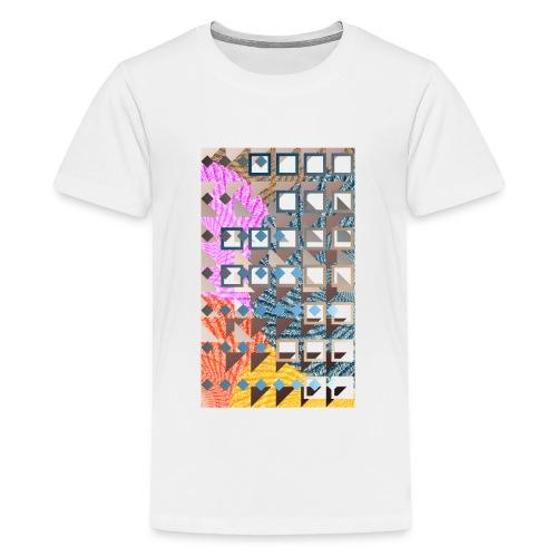 Racionalismo emocional - Camiseta premium adolescente
