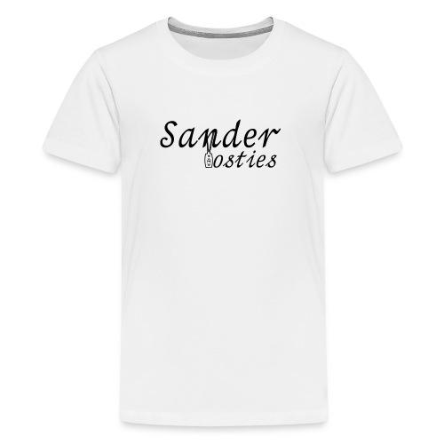 Sanderosties - Teenager Premium T-shirt