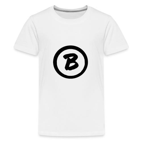 bluezed_ zwart - T-shirt Premium Ado