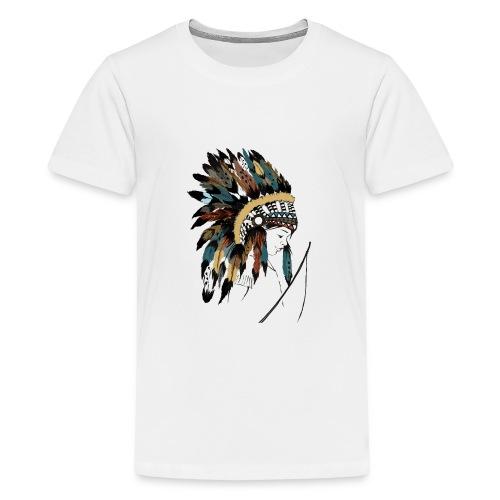 indian boy - T-shirt Premium Ado