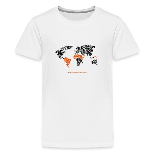 Ontwerp van Leonie Haas Illustratie en Ontwerp - Teenager Premium T-shirt