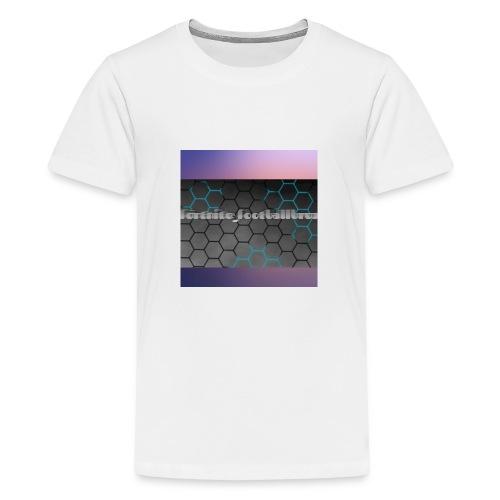 IMG 20180120 094236 826 - Teenage Premium T-Shirt