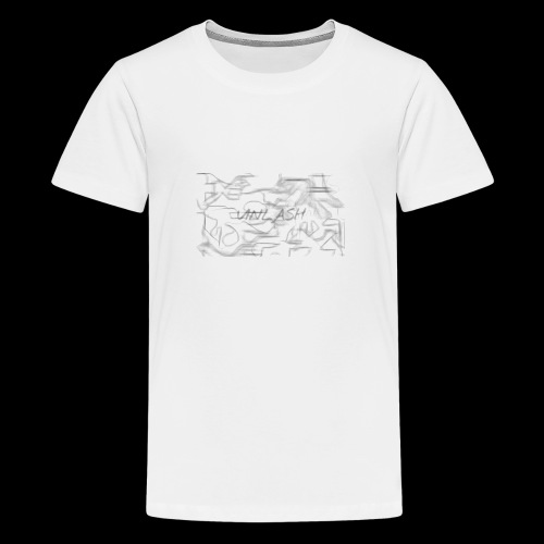 Graphit Vinlash - Teenager Premium T-Shirt