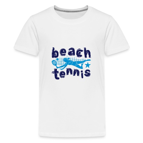 BEACH GIRL - T-shirt Premium Ado