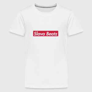 Slava Beatz Sup.-Logo - Teenager Premium T-Shirt