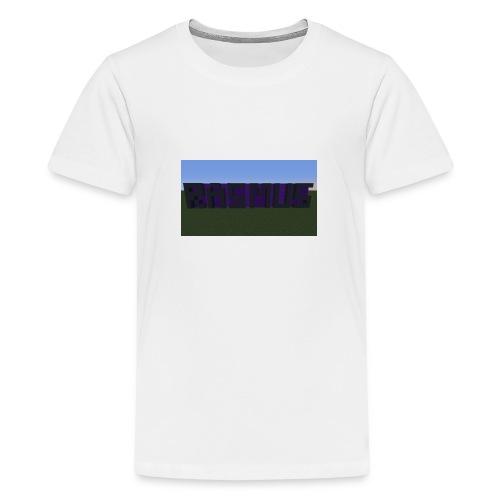 Minecraft - Premium-T-shirt tonåring