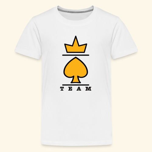 Collection KingSpade® by MagicAndCardistry Team - T-shirt Premium Ado