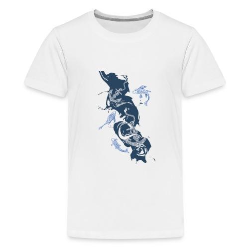 Oldschool - T-shirt Premium Ado