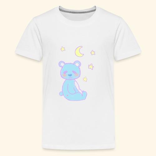 Sleepy bear - T-shirt Premium Ado