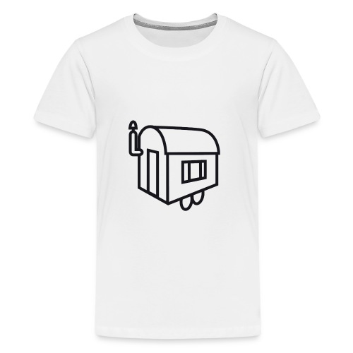 Bauwagen on Tour - Teenager Premium T-Shirt