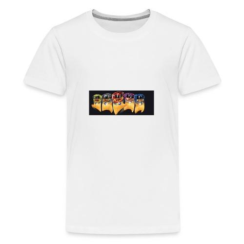 tresor chocovore - T-shirt Premium Ado