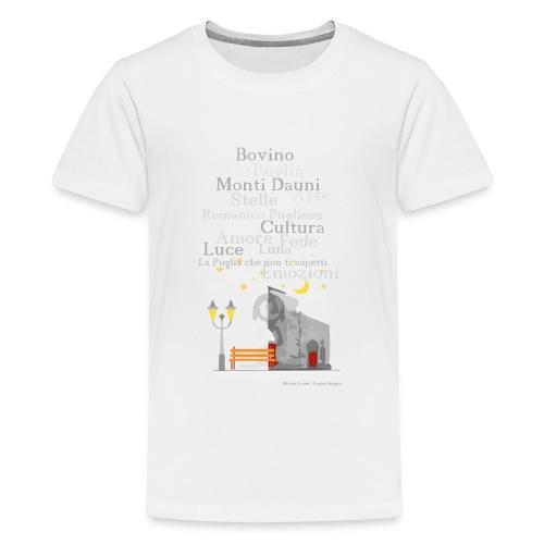 Duomo Graphic - Maglietta Premium per ragazzi
