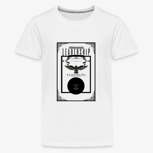 leadership - T-shirt Premium Ado