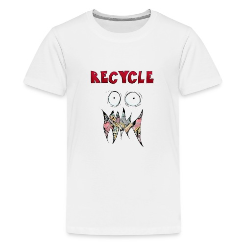 Recycle! - Teenager Premium T-shirt